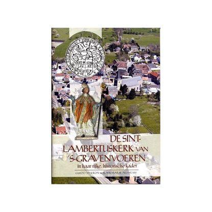 """Boek """"Kerk 's-Gravenvoeren en geschiedenis"""""""
