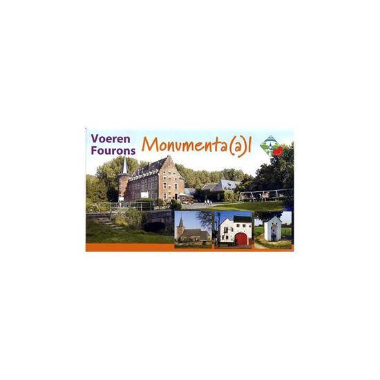 """Monumentenkaart """"Voeren Monumentaal"""""""