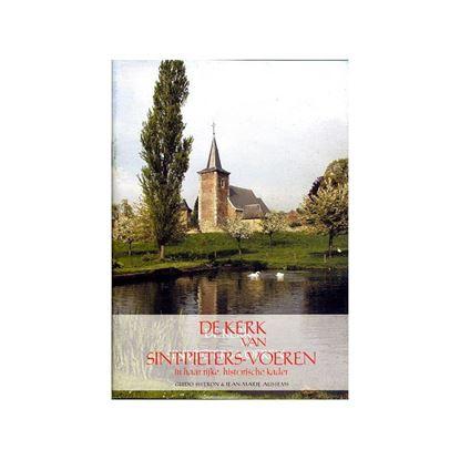 """Boek """"Kerk Sint-Pieters-Voeren en geschiedenis"""""""