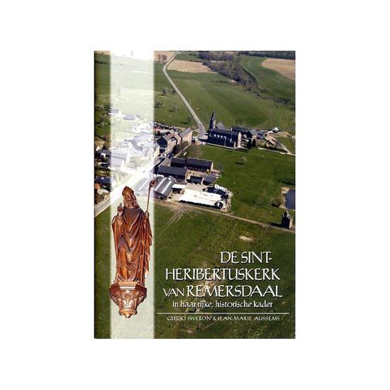 """Boek """"Kerk Remersdaal en geschiedenis"""""""