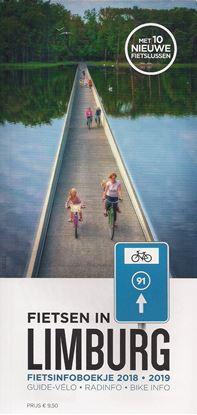 Afbeeldingen van Fietskaart Limburg 2020 – 2021