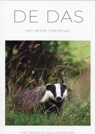 """Afbeelding van Boek """"De Das; een echte Voerenaar"""""""