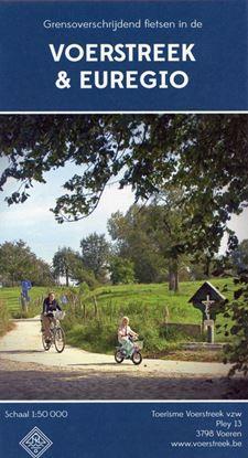 Afbeeldingen van Grensoverschrijdend  fietsen in de Voerstreek en de Euregio (Maastricht-Aachen-Luik)